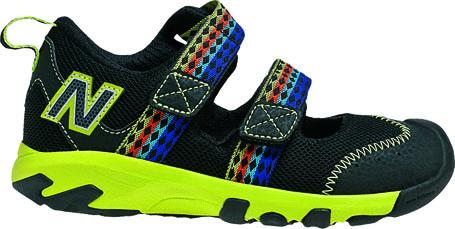 【ニューバランス(newbalance)】KD554 BLACK/GREEN(BGP) 17.0cm~21.5cm 値下げ!サンダル子供靴