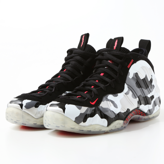 【NIKE】AIR FOAMPOSITE ONE PRM Fighter Jet CAMO ナイキ エアフォームポジット ワン ファイタージェット カモフラージュ