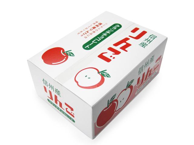 チョコセット りんご 箱