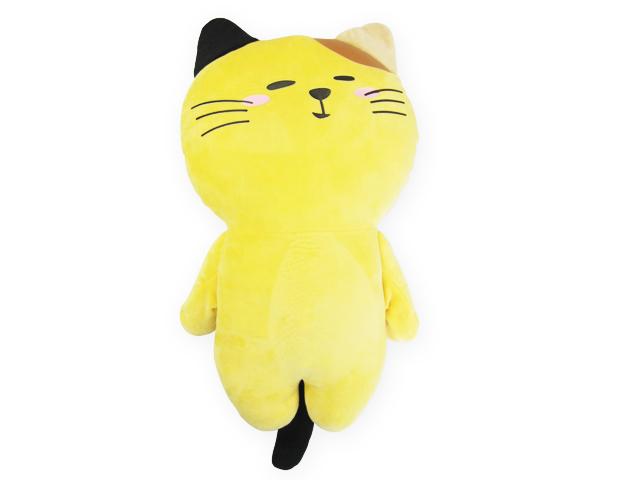 ぬいぐるみ_ゆきお_三毛猫