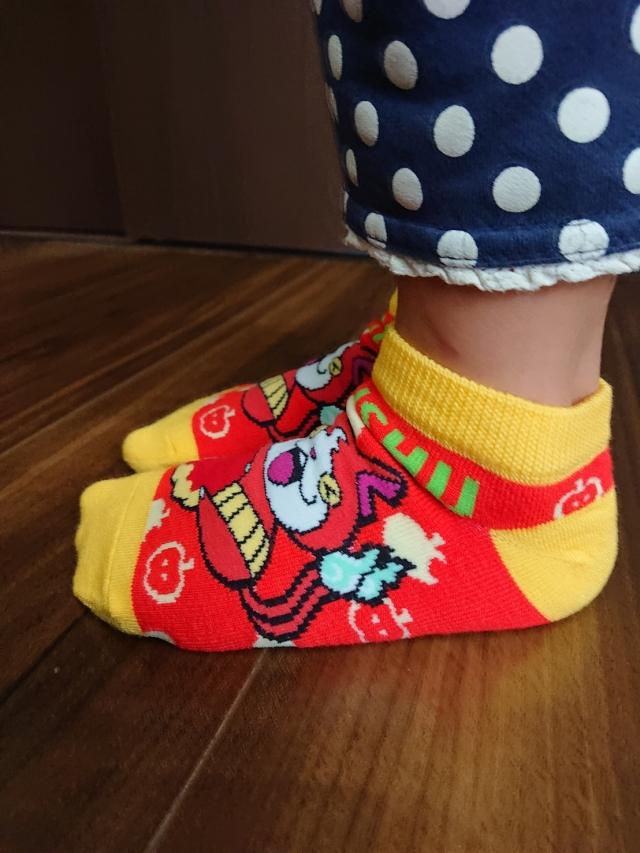 信州限定妖怪ウォッチ靴下