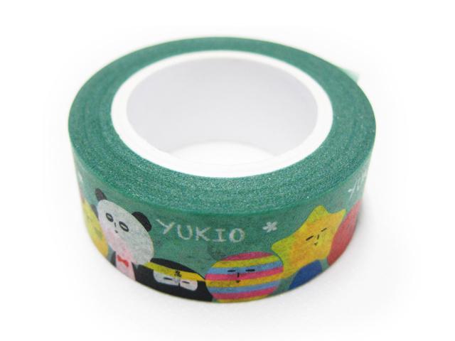 ゆきお_マスキングテープ