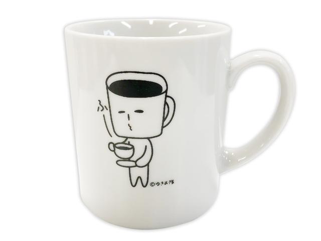 ゆきおマグカップ