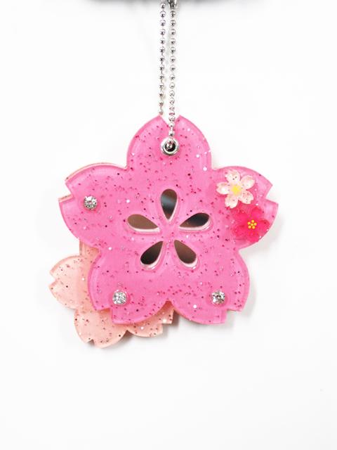 スライドミラー 桜