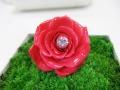 お花のリング