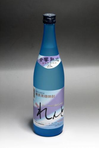 奄美黒糖焼酎れんと25度720ml/化粧箱なし/奄美大島開運酒造