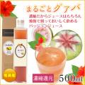 奄美グアバジュース500ml箱入り/まんまる工房/グアバ/ ジュース
