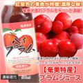 【奄美大島】すももジュース500ml栄食品【スモモ】【ぷらむ】【プラム】【ジュース】