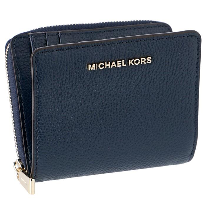 マイケル マイケル コース MICHAEL MICHAEL KORS 財布 二つ折り スモールウォレット 二つ折り財布 34F9GJ6Z8L 0020 406