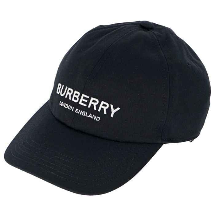 バーバリー BURBERRY 2019年秋冬新作 ベースボールキャップ エンブロイダリーロゴキャップ キャップ 8010635
