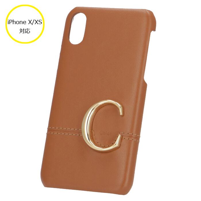 クロエ CHLOE  iPhone X XSケース Chloe' C アイフォンケース スマホケース iPhone X XSケース CHC19AD734 A59 247【06-SS】