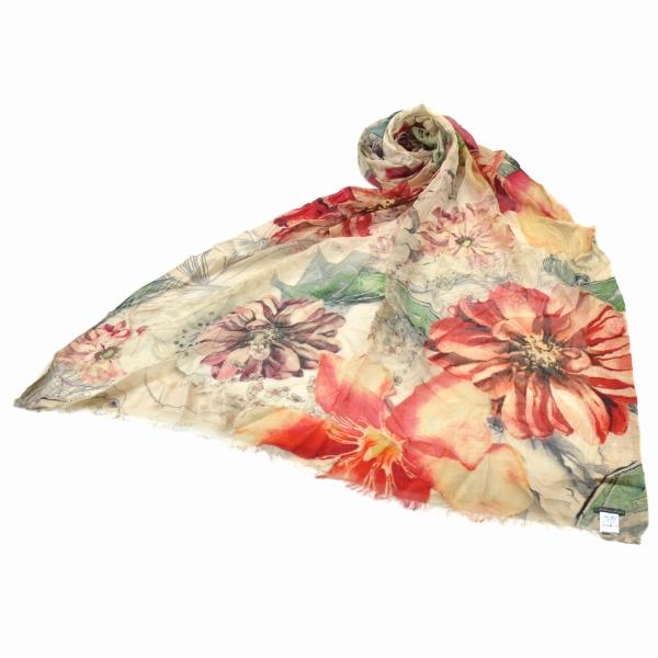 ファリエロサルティ FALIERO SARTI 2015年春夏新作 GHIRLANDA スカーフ 1031 0003 42780