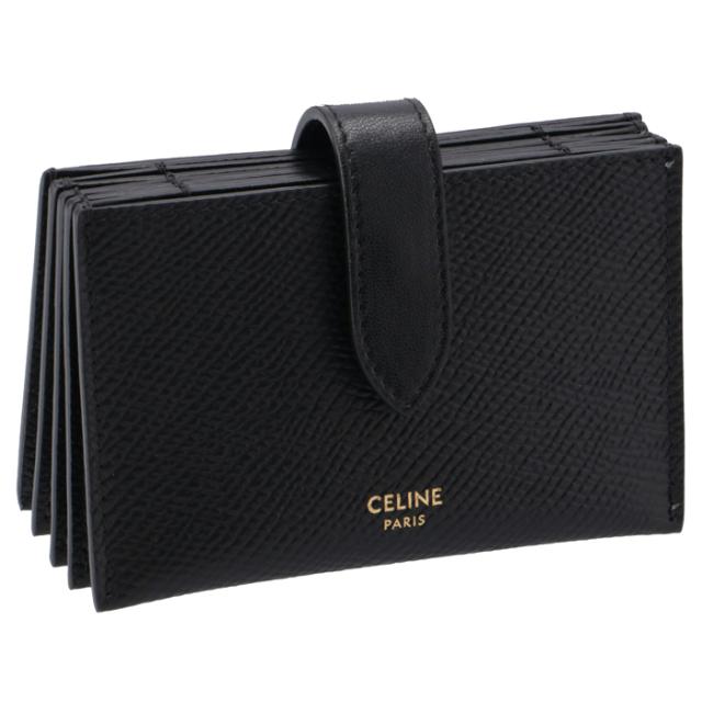 セリーヌ CELINE  カードケース アコーディオン カードホルダー カードケース 10B69 3BFP 38NO