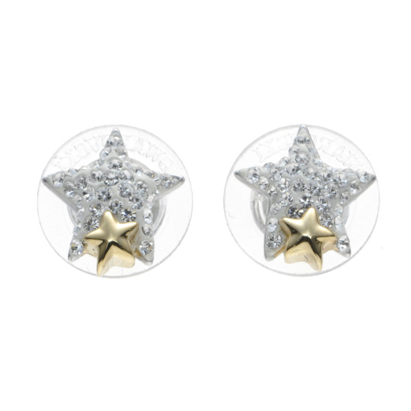 スワロフスキー/SWAROVSKI  EARRING TOUGH MOON ピアス 1181098
