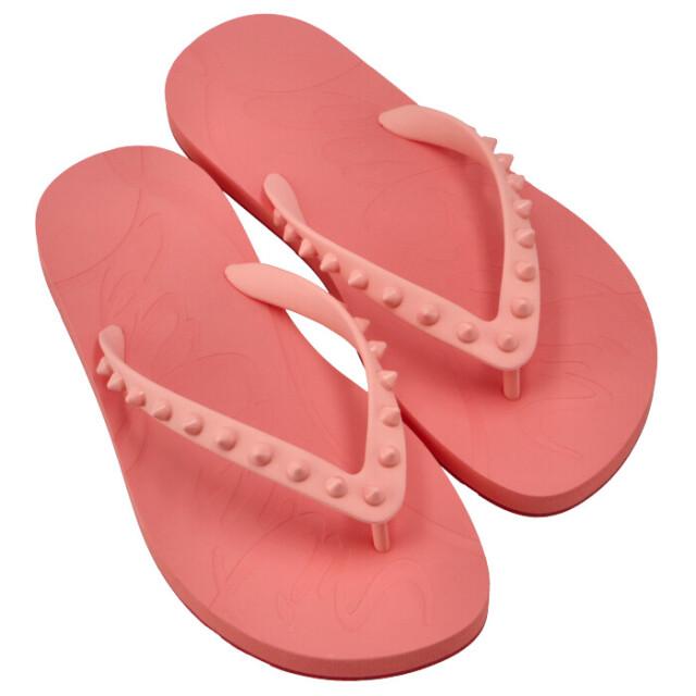 クリスチャンルブタン CHRISTIAN LOUBOUTIN ビーチサンダル LOUBI FLIP シューズ 靴 ビーチサンダル 1210655 0047 P552