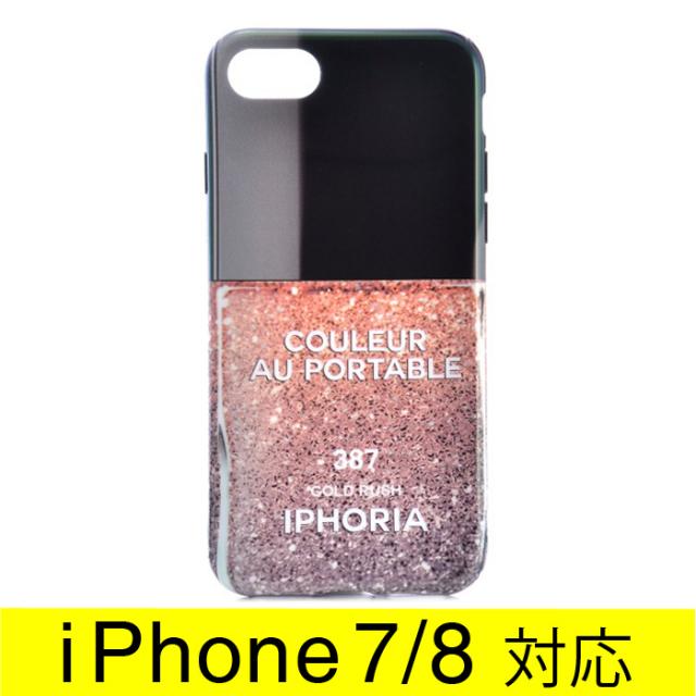 アイフォリア IPHORIA 2017年秋冬新作 Transparent Case Getting Ready I PHONE 7ケース アイフォン7ケース スマホケース 14021 0001