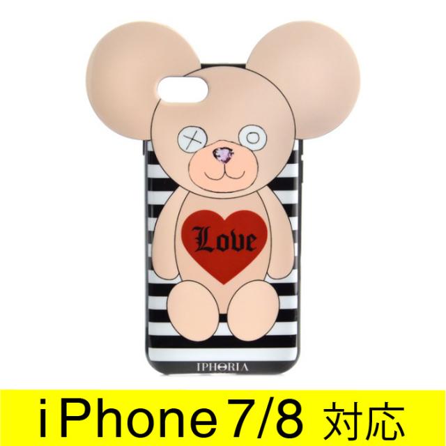 アイフォリア IPHORIA 2017年秋冬新作 Popcorn au Portable I PHONE 7ケース アイフォン7ケース スマホケース 14228 0001