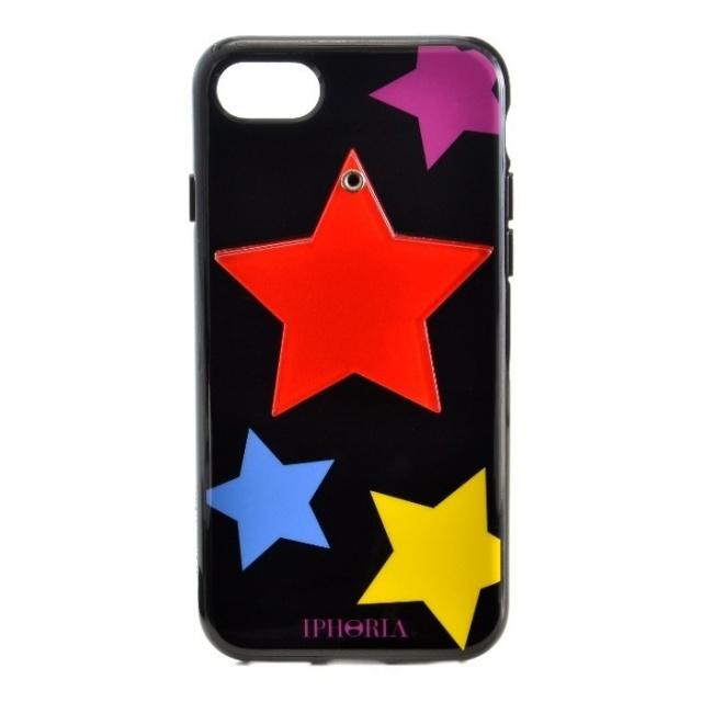アイフォリア IPHORIA 2017年秋冬新作 Mirror Case Rose Star I PHONE 7/8ケース アイフォン7/8ケース スマホケース 14283 0001