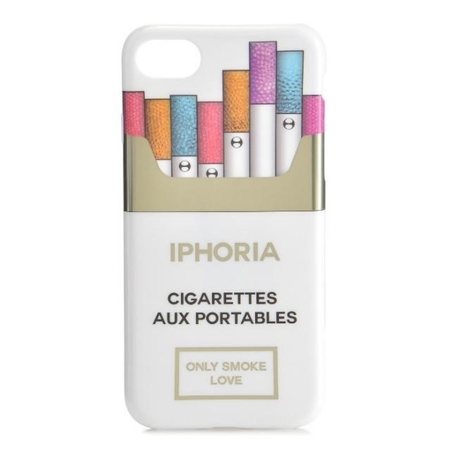 アイフォリア IPHORIA 2017年秋冬新作 Case Cigarettes I PHONE 7ケース アイフォン7ケース スマホケース 14290 0001