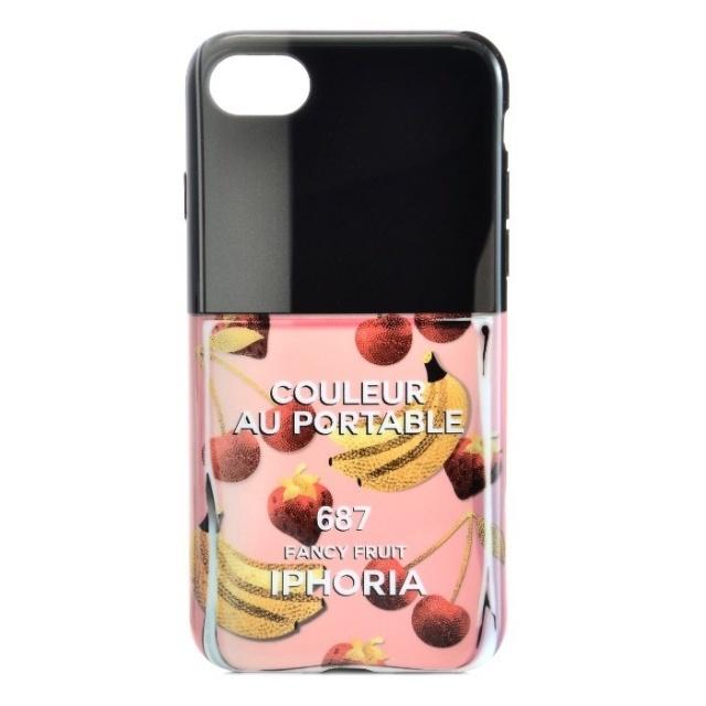 アイフォリア IPHORIA 2017年秋冬新作 Colour Case Fancy Fruit I PHONE 7ケース アイフォン7ケース スマホケース 14291 0001