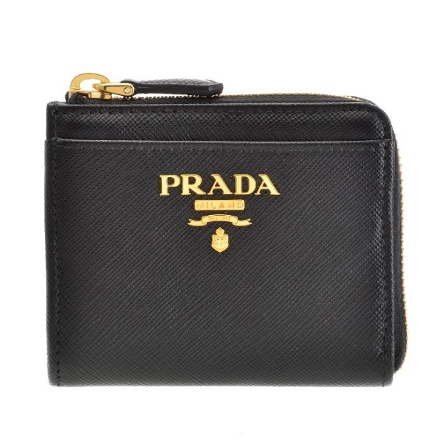 プラダ PRADA 2018年秋冬新作 財布  小銭入れ サフィアーノメタル コインケース 1ML025 QWA 002