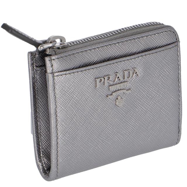 プラダ PRADA 2018年秋冬新作 財布 小銭入れ サフィアーノ コインケース 1ML025 QWA 135
