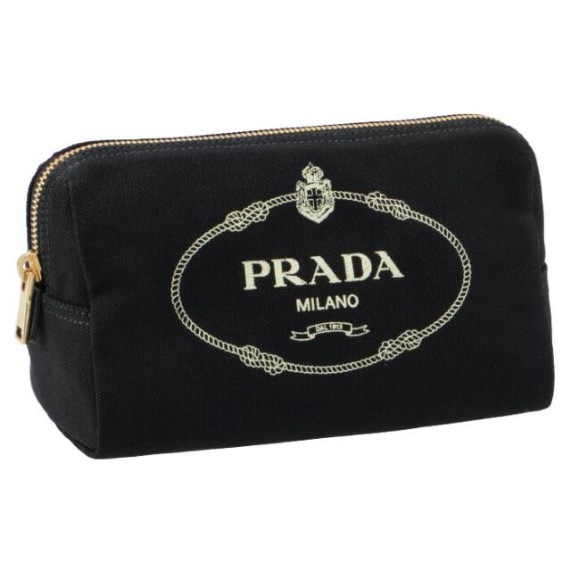 プラダ PRADA カナパ キャンバスポーチ ポーチ 1NA693 20L N12