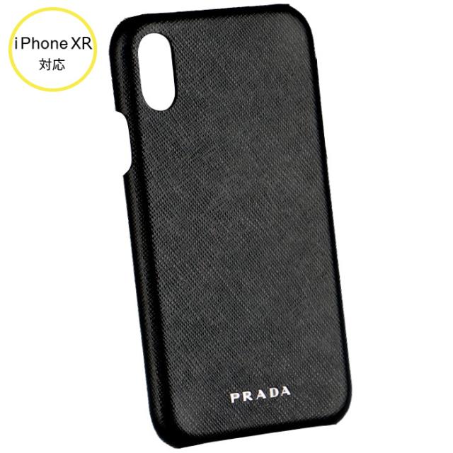 プラダ PRADA 2019年秋冬新作 iPhoneXRケース アイフォンケース スマホケース メンズ  2ZH058 2AHF 002 I Phoneケース 2ZH082 2AHF 002