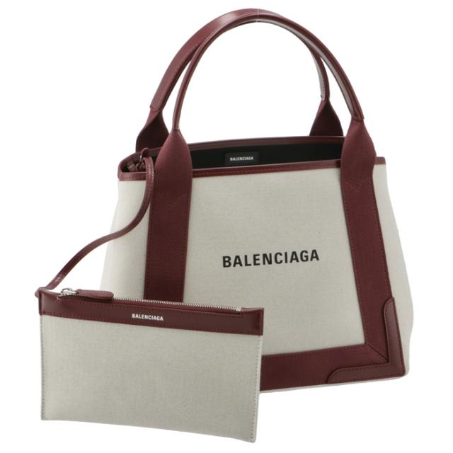【SALE】バレンシアガ BALENCIAGA トートバッグ カバ スモール キャンバス バッグ S ハンドバッグ 339933 2HH3N 9262