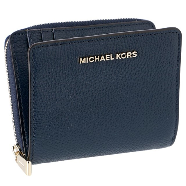 マイケル マイケル コース MICHAEL MICHAEL KORS 2019年秋冬新作 財布 二つ折り スモールウォレット 二つ折り財布 34F9GJ6Z8L 0020 406