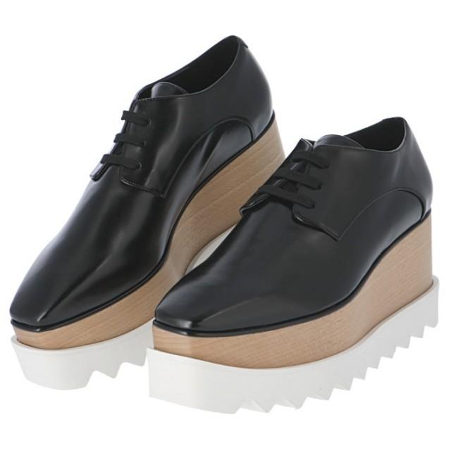 ステラマッカートニー STELLA MCCARTNEY エリス ブリット ELYSE 靴 ローファー 363997 W0XH0 1000