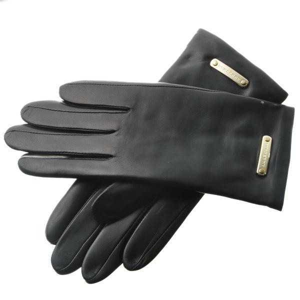 バーバリー BURBERRY 手袋 グローブ レザー 3850750