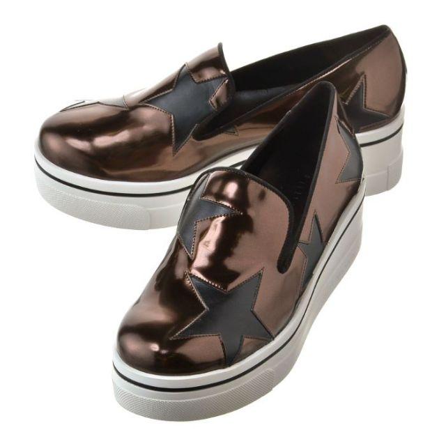 ステラ マッカートニー STELLA McCARTNEY 靴 スニーカー BINX STAR 392314 W0ZR3 8131