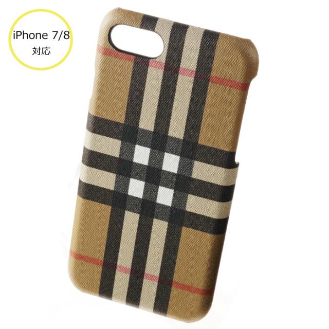バーバリー BURBERRY 2019年春夏新作 I Phone 8 7 アイフォンケース スマホケース I Phoneケース 4077919