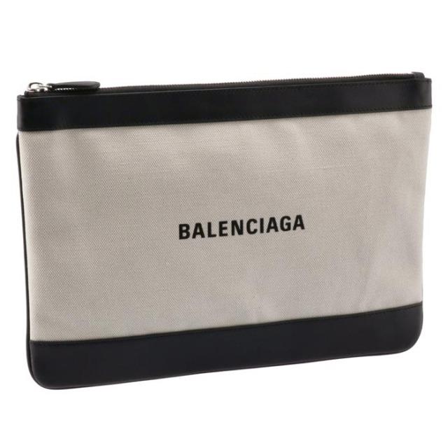 バレンシアガ BALENCIAGA バッグ BAG クラッチバッグ NAVY CLIP M 420407 AQ37N 1080