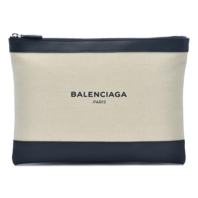 バレンシアガ BALENCIAGA バッグ BAG クラッチバッグ NAVY CLIP M 420407 AQ37N 4081