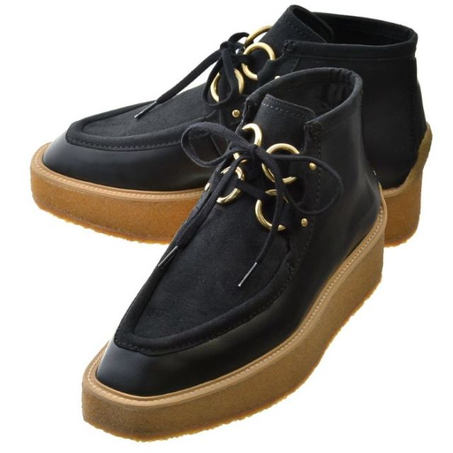 ステラ マッカートニー STELLA McCARTNEY 靴 ブーツ ポリアミド 430850 W0MW6 1000