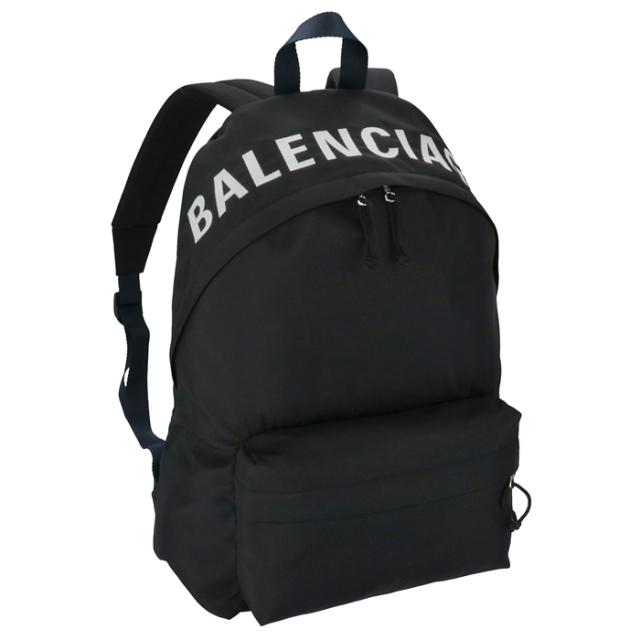 バレンシアガ BALENCIAGA 2020年春夏新作 バックパック WHEEL ロゴ ナイロン リュックサック メンズ バックパック 507460 HPG1X 1090【06-SS】