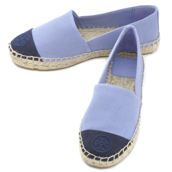 トリーバーチ TORY BURCH 靴 フラットシューズ ESPADRILLE エスパドリーユ 51148417