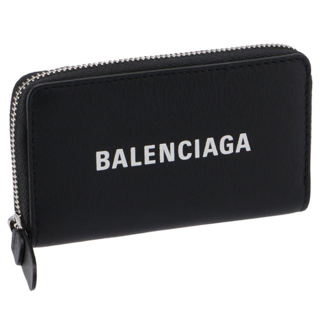 バレンシアガ BALENCIAGA  コインケース エブリデイ EVERYDAY ジップ ウォレット 小銭入れ コインケース 516373 DLQ4N 1000