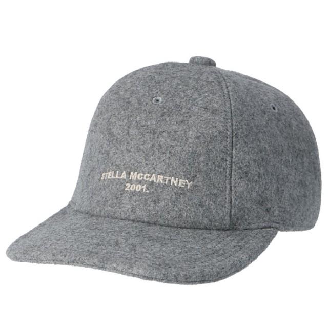 ステラマッカートニー STELLA MCCARTNEY 2019年秋冬新作 ウール ベースボールキャップ 帽子 キャップ 570194 W9109 1030