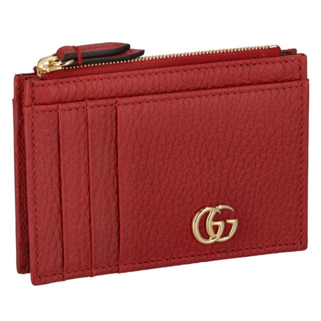 グッチ GUCCI GGマーモント ジップ付き カードケース コインケース 小銭入れ カードケース 574804 CAO0G 6433