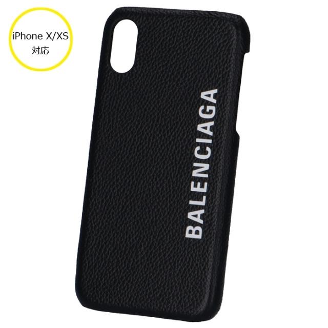 バレンシアガ BALENCIAGA 2020年春夏新作 iPhone X/XS ケース スマホケース アイフォンX/XSケース 585828 1IZD0 1065