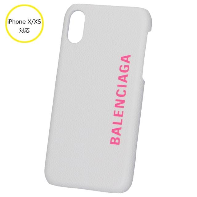 バレンシアガ BALENCIAGA iPhone X/XS ケース スマホケース アイフォンX/XSケース 585828 1IZD0 9060