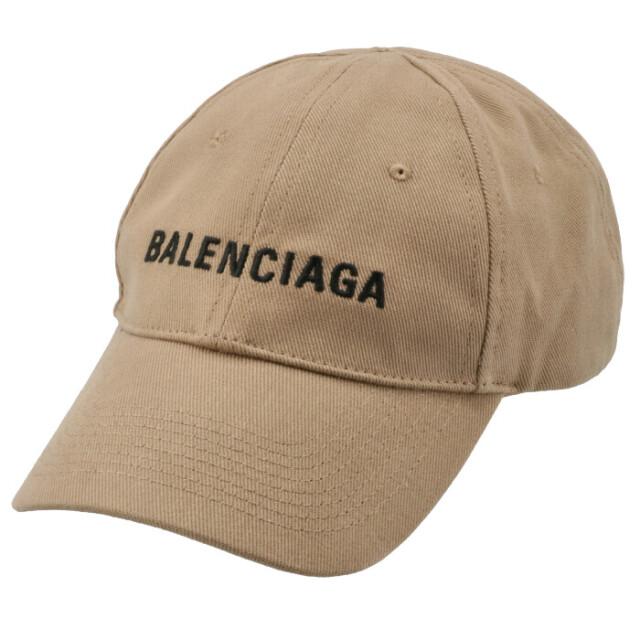 バレンシアガ BALENCIAGA 2021年春夏新作 ベースボールキャップ ユニセックス 帽子 キャップ 590758 310B2 9760