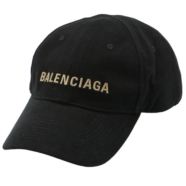 バレンシアガ BALENCIAGA 2020年秋冬新作 ベースボールキャップ ユニセックス 帽子 キャップ 590758 410B2 1079