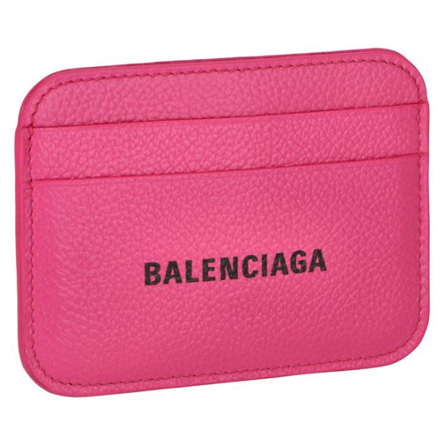バレンシアガ BALENCIAGA 2020年春夏新作 カードケース 名刺入れ パスケース カードケース 593812 1IZ43 5660