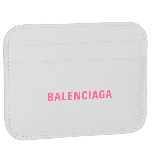 バレンシアガ BALENCIAGA  カードケース 名刺入れ パスケース パスケース 593812 1IZF3 9066【06-SS】