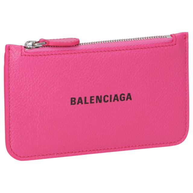 バレンシアガ BALENCIAGA 2020年春夏新作 カードホルダー&コインケース ミニ財布 カードケース 594214 1IZ43 5660