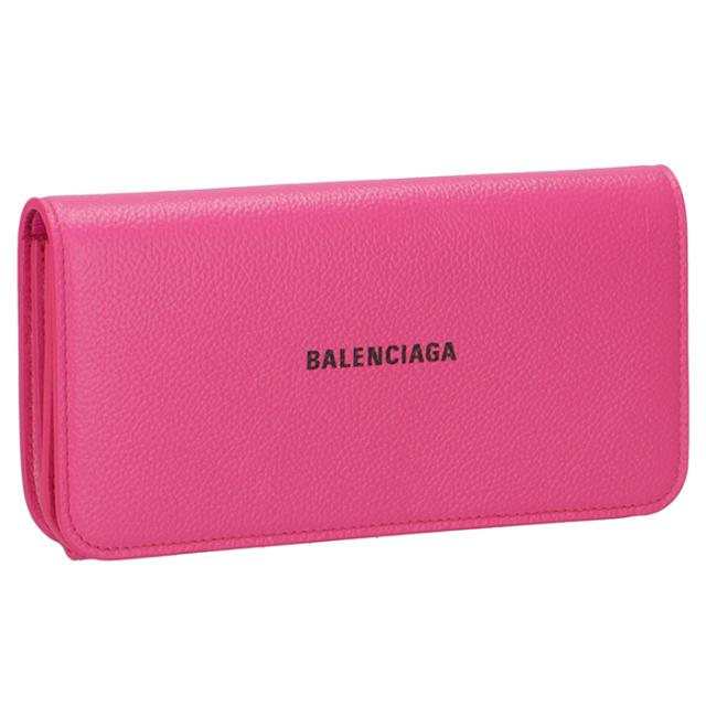 バレンシアガ BALENCIAGA  財布 長財布 二つ折り 二つ折り長財布 594289 1IZ43 5660【06-SS】